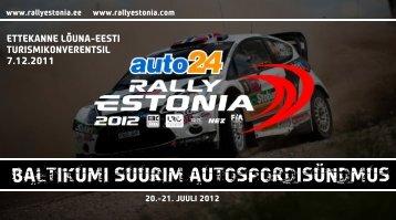 Rahvusvahelised üritused = võimalused kohalikuks ... - Lõuna-Eesti