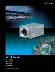 XCG Series - Advanced Imaging
