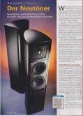 Stereo Fachzeitschrift - Kilchenmann - Seite 2
