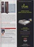Stereo Fachzeitschrift - Kilchenmann - Seite 3