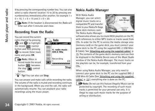 download manual - Virgin Media