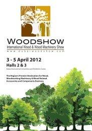 3 - 5 April 2012 - Dubai Woodshow