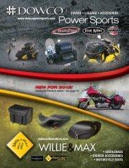 Catalog PDF - Dowco Power Sports