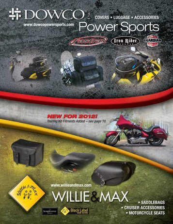 Catalog PDF - Dowco Power Sports