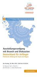 Landeszentrale für politische Bildung Schleswig-Holstein