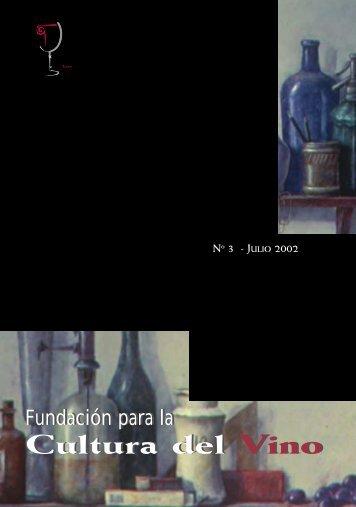 n° 3 - Fundación para la Cultura del Vino