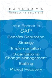 Your Partner In Benefits Realization Strategy Implementation ...