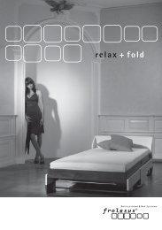relax + fold - Froli