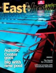 Aquatic Center goes big with new pool - Mt. Hood Community College
