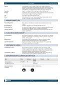 SIKKERHETSDATABLAD KL 111 Bulk - Alf I. Larsen AS - Page 2