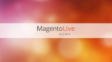 Magento Performance Test Toolkit
