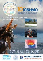 Conference book (.pdf, 2,11Mo) - Colloques - IRD