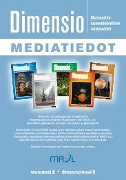 MEDIATIEDOT - MAOL ry