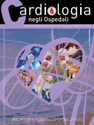 Cardiologia negli Ospedali n° 163 Maggio/Giugno 2008 - Anmco
