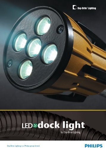 DayBrite LED Dock Light - Werner Electric