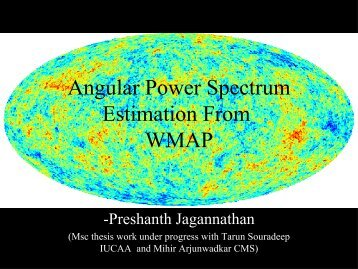 Angular Power Spectrum Estimation From WMAP