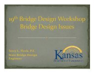 Terry L. Fleck, P.E. State Bridge Design Engineer