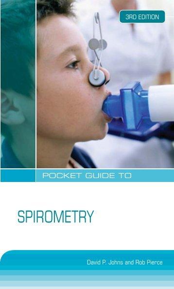 SPIROMETRY - McGraw-Hill Education Australia & New Zealand