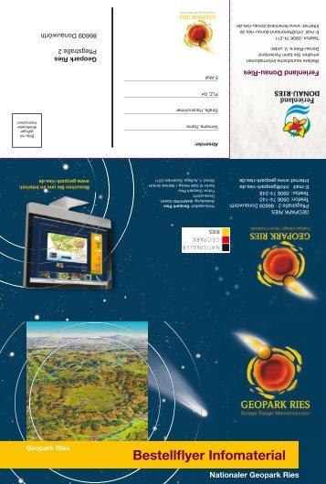Bestellflyer_Internet.pdf - Geopark Ries