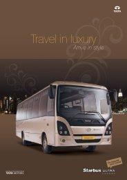 Starbus Ultra Luxury - Buses