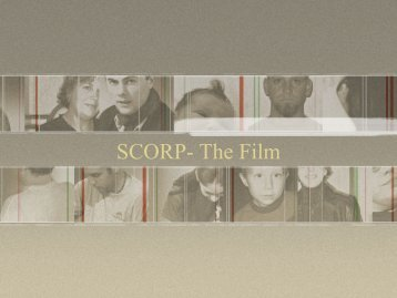 SCORP- The Film