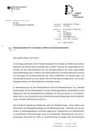 Referentenentwurf für ein Gesetz zur Reform des Seehandelsrechts ...