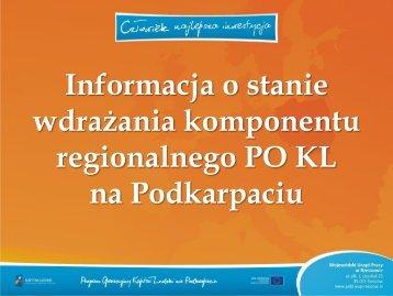 Priorytet IX - wup rzeszow.pl