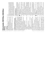 Infrarotstrahler IR03 940nm /IR03 850nm Anleitung -  Indexa