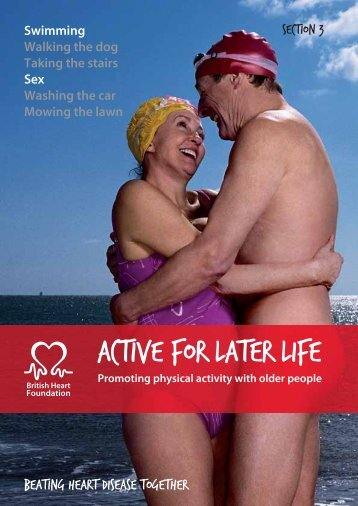 A Guide to programme planning - BHF National Centre - physical ...