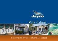 Park Cabins FLOORPLANS - White Heather Caravans