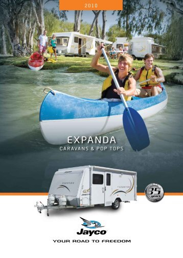 EXPANDA - White Heather Caravans