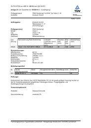 Prüfgegenstand PKW-Sonderrad - Tyremotive GmbH