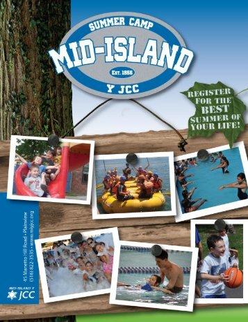Teen Travel Camp - Mid Island Y JCC