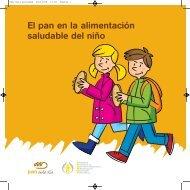 El pan en la alimentación saludable del niño (brochure) - Uibaker.org