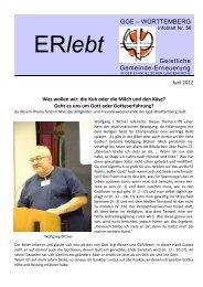 Download - Nr. 56 - Juni 2012 als PDF-Datei - Geistliche Gemeinde ...