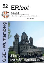 Download - Nr. 52 - Juli 2011 als PDF-Datei - Geistliche Gemeinde ...