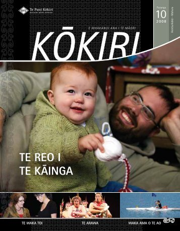 Download the PDF (4.9MB) - Te Puni Kokiri