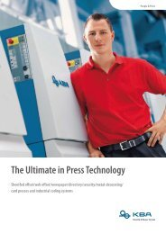 The Ultimate in Press Technology - Ipex