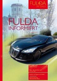 Fulda Informiert - Nr. 57 - in Fulda