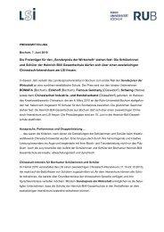 """Die Preisträger für den """"Sonderpreis der Wirtschaft"""" stehen fest ... - LSI"""