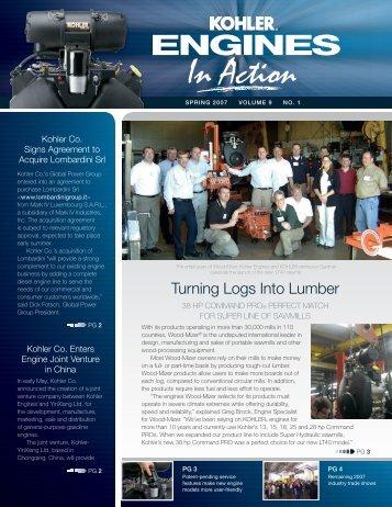 Download PDF - Kohler Engines