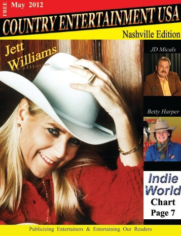 May 2012 Issue - Country Entertainment USA