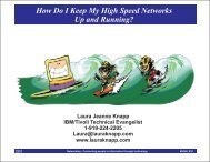 How Do I Keep My High Speed Networks Up and Running?