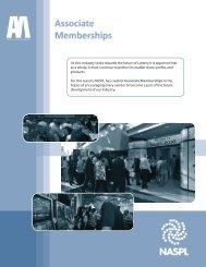 NASPL Associate Memberships