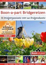Boon-a-part Bridgereizen