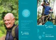 Focus on Men's Health - Cancer Focus Northern Ireland