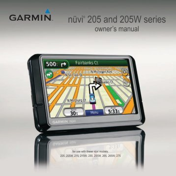 garmin forerunner 205 305 owner s manual rh yumpu com manual edge 705 español Garmin 810