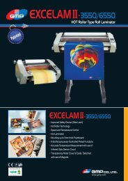 HOT Roller Type Roll Laminator