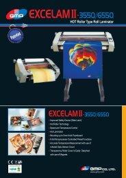 HOT Roller Type Roll Laminator