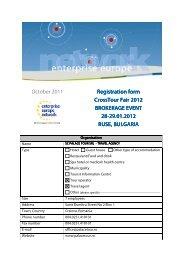 SC PALACE TOUR SRL - TRAVEL AGENCY - Romania